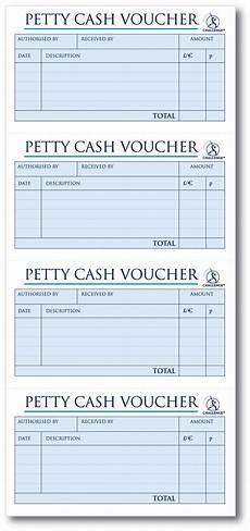 Cash Slips Challenge Petty Cash Book 200 Duplicate Slips 280x141mm