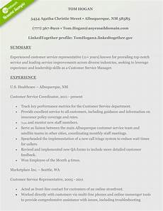 Resume Qualifications For Customer Service Experienced Customer Service Resume Objective World Of