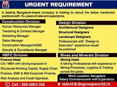 Structural Designer Salary Structural Designers Job In Bengaluru Engineering Civil