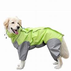 coats for dogs large rains big large raincoat for golden retriever labrador husky