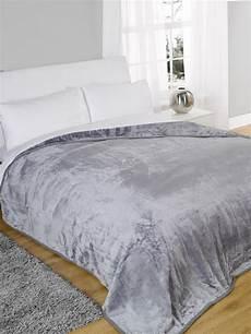 dreamscene large luxury faux fur throw sofa bed mink soft