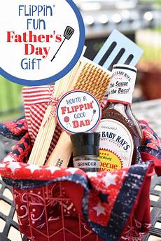 Gift Ideas Gifts Flippin Bbq Basket Squared