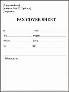 Fax Cover Sheet Blank Free Fax Cover Sheet Template Pdf Word Google Docs Faq