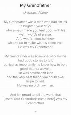 Funeral Speech For Grandpa Funeral Reading Edit Now A Eulogy For My Grandad Page