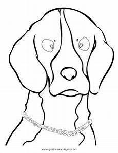 Ausmalbilder Hunde Beagle Beagle 2 Gratis Malvorlage In Hunde Tiere Ausmalen
