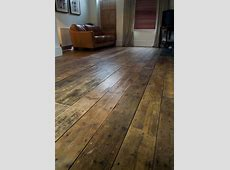 Reclaimed floorboards. I LOVE LOVE LOVE these floors!   Anitques   Flooring, House design