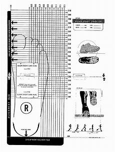 Foot Chart Size Uk 30 Foot Measurement Chart Printable In 2020 Shoe Size