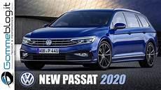 vw 2020 passat 2020 vw volkswagen passat facelift interior exterior
