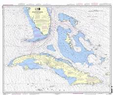 Noaa Coastal Charts Noaa Chart Straits Of Florida And Approaches 11013