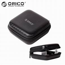 suitcase sleeve orico headphone bag portable earphone earbuds