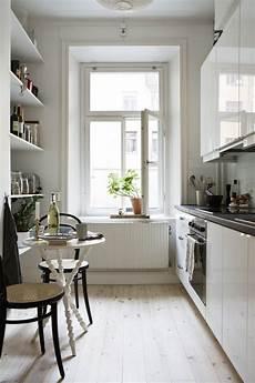 decorating kitchen ideas 31 stylish and functional narrow kitchen design