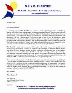 Non Profit Donation Letter Non Profit Donation Request Letter Template Chainimage