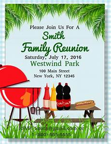 Family Reunion Flyers Templates Copy Of Family Reunion Postermywall