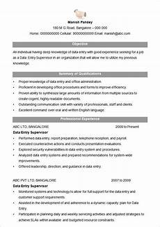 Formatting Resume In Word Best Resume Formats 40 Free Samples Examples Format