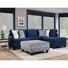 albany groovy navy transitional sectional sofa with chaise