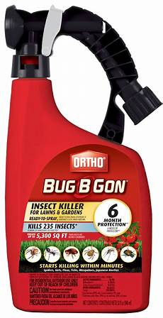 ortho bug b gon insect killer for lawns gardens ready to
