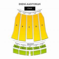 Emens Auditorium Muncie In Seating Chart Emens Auditorium Seating Chart Vivid Seats
