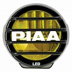 4 Piaa Lights Piaa 174 22 05370 Lp530 3 5 Quot Round Ion Yellow Led Fog Lights