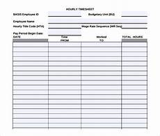 hourly time sheet free 12 hourly timesheet calculators in excel pdf