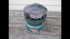 How To Light A Propane Heater How To Light A Coleman Catalytic Heater Youtube
