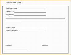 How To Make A Payment Receipt 11 How To Make A Receipt For Payment Simple Salary Slip