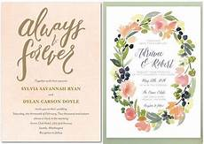 Watercolor Wedding Cards 19 Totally Gorgeous Watercolor Wedding Invitations