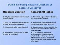 Research Objectives Examples Stx4700 Week 207 20 Defining 20a 20research 20topic 20 2b