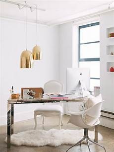 white gold home office daily decor