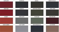 Roof Paint Colour Chart Roof Painting Adelaide Professional Cleaning And Painting