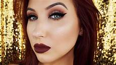 makeup fall cat eye vy fall makeup tutorial