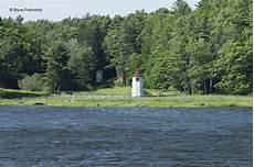 Doubling Point Range Lights Doubling Point Range Kennebec River Range Lighthouse