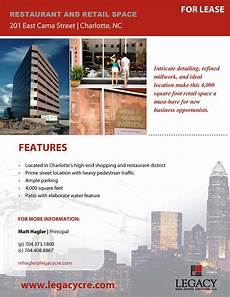 Commercial Flyers Property Flyers Hagood Communications