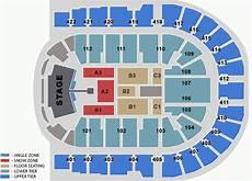 Floor Plan O2 Arena Pin En The Millennium Dome The O2