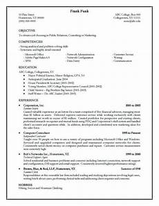 How To Create A Proper Resume How To Create A Resume