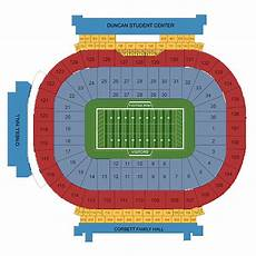 Notre Dame Stadium Seating Chart View Notre Dame Stadium South Bend Tickets Schedule