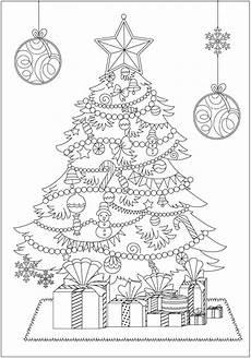 Malvorlagen Tannenbaum Kostenlos Tree Tree Coloring Page Free