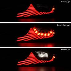 G35 Coupe Led Lights Quot Latest Design Quot Sinister Black Led Lights For 2006