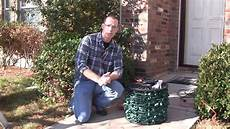 Fixing Christmas Lights To Brick Using Glue To Attach Christmas Lights To Brick