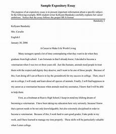 Whats An Expository Essay How To Write An Expository Essay Step By Step