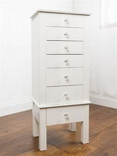 jewelry armoire with mirror white hives and honey