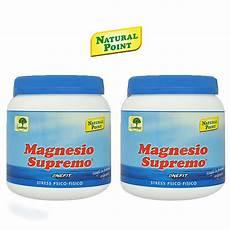 magnesio supremo effetti collaterali arnica