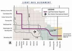 Light Rail Map Phoenix Tempe Phoenix Light Rail Opens 171 The Transport Politic