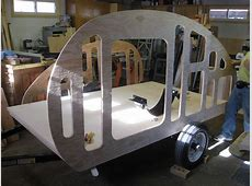 How to Build Your Custom Teardrop Trailer Quickly and Easily