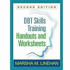 Dbt Skills Training Handouts And Worksheets Second
