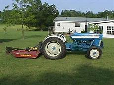 Antique Tractors 1968 Ford 3000 Picture