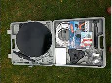 Digital Mini Satellite dish For Sale in Heacham, Norfolk   Preloved