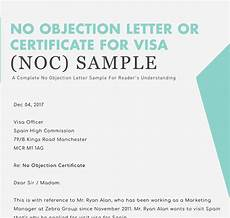 No Noc Noc Letter Format In Word File Template Resume