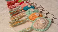 how to make creative crochet keychains diy crafts