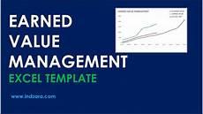 Evm Spreadsheet Earned Value Management Excel Template Tour Youtube