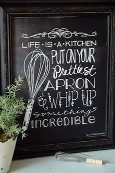 Cute Chalkboard Designs 35 Creative Chalkboard Ideas For Kitchen D 233 Cor Digsdigs